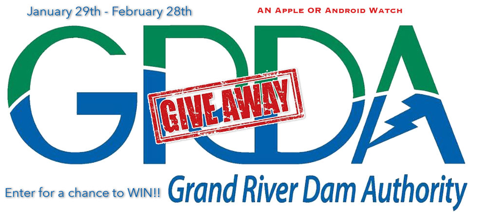 Enter for a chance to WIN and Apple or Android watch on INSTAGRAM - ends February 28th.