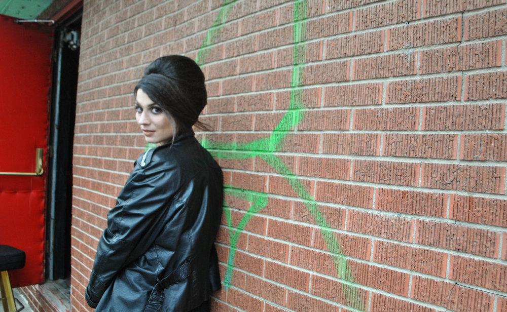 Model: Anna Seibel  Hair Stylist: Lindsay Anderson