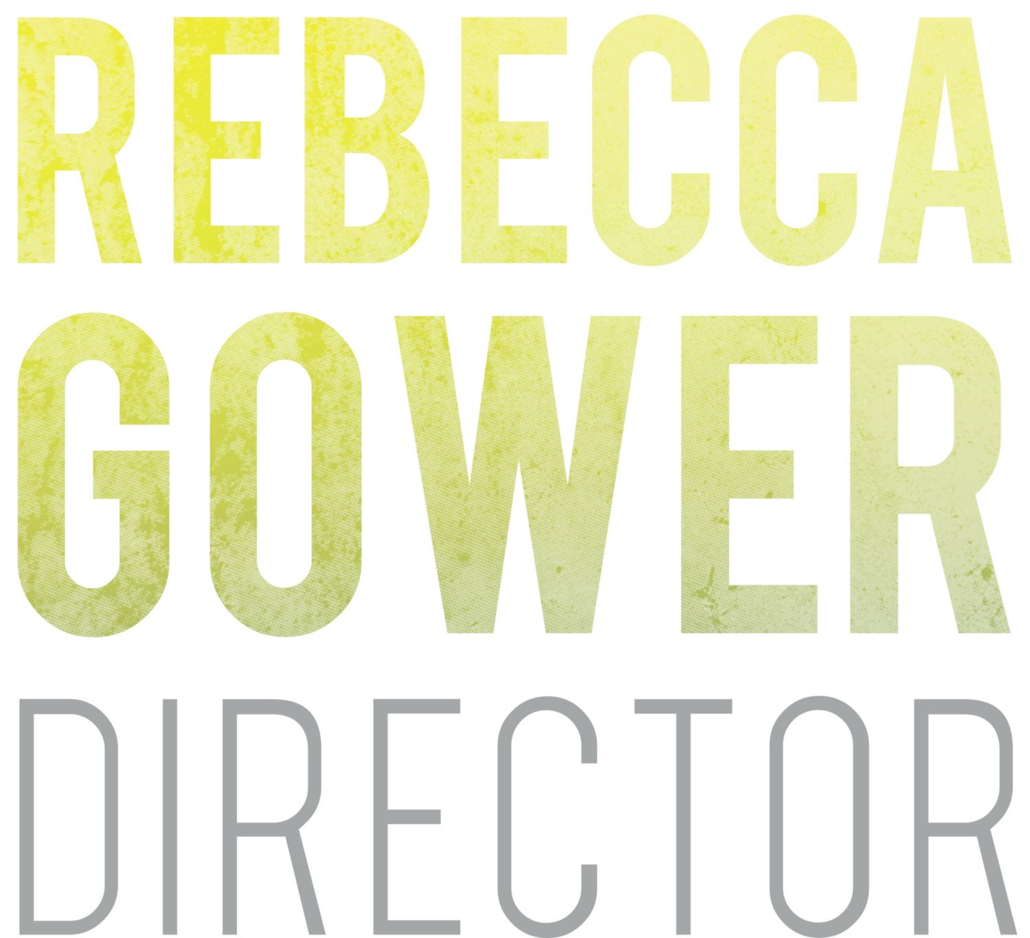 Rebecca the Director