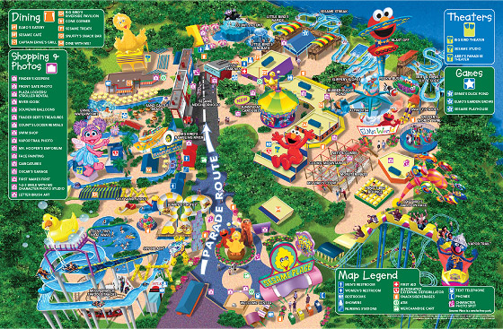 Sign Up for Annual Sesame Place Trip! — PSN Parents