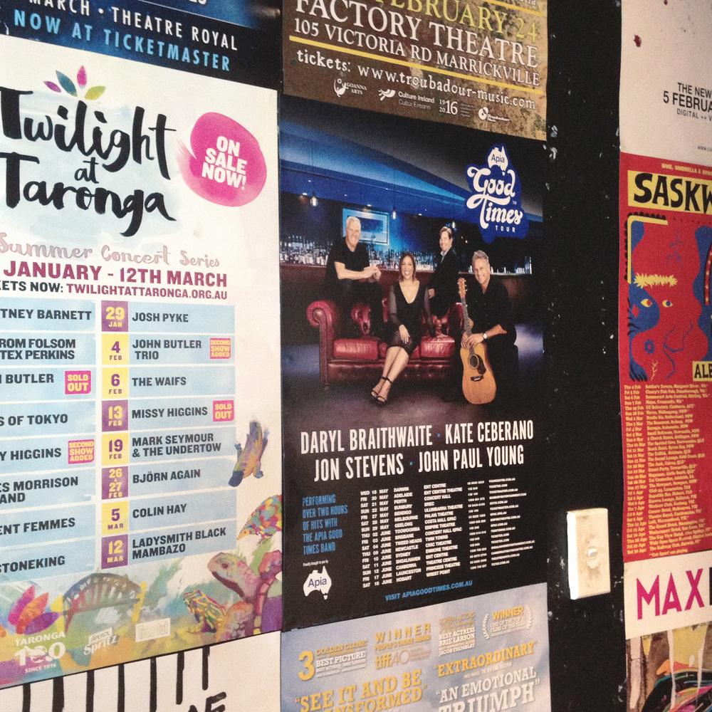 posters and flyers street ninja