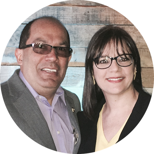 Pastors Marlon and Rose Castro