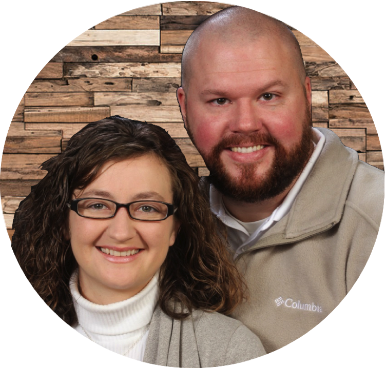 The Dwelling Pastors - Jeremy and Erin BouchillonContact info: erinbouchillon@gmail.com