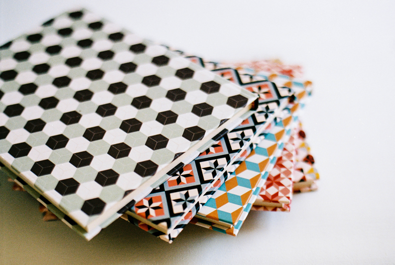 handmade stationery beija-flor