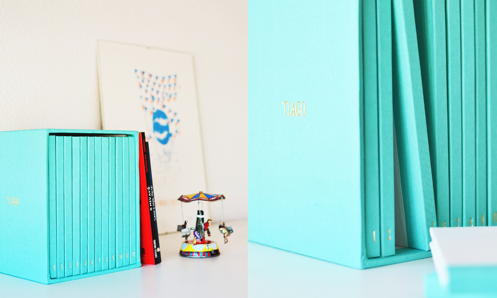 custom notebooks beija-flor