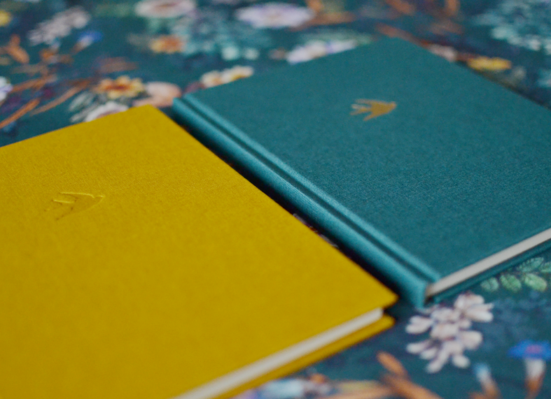 hard cover notebooks beija-flor