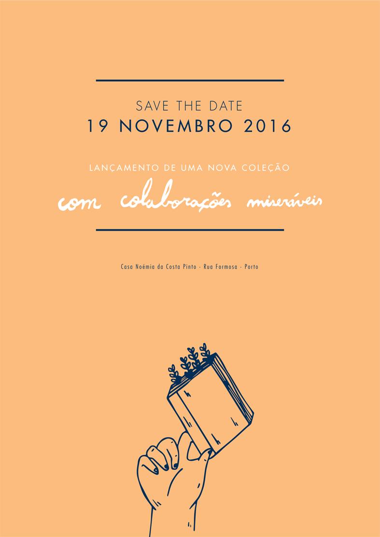 save the date beija-flor nova coleção