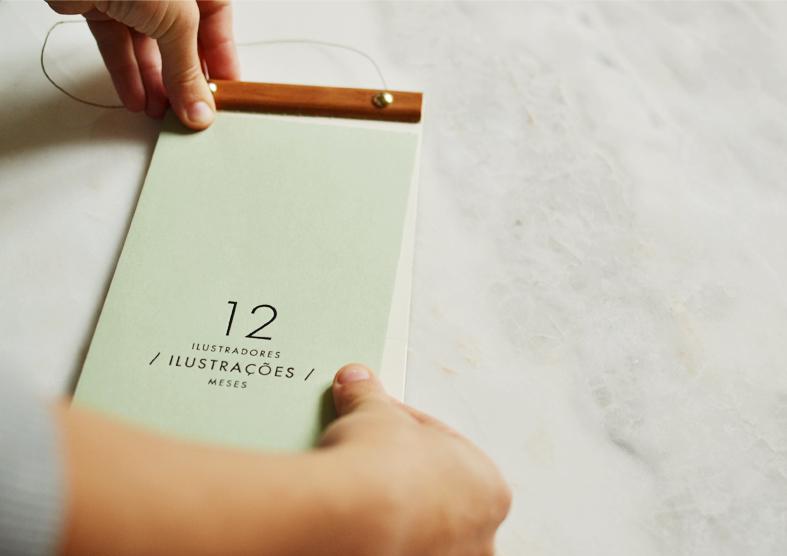 beija-flor calendar