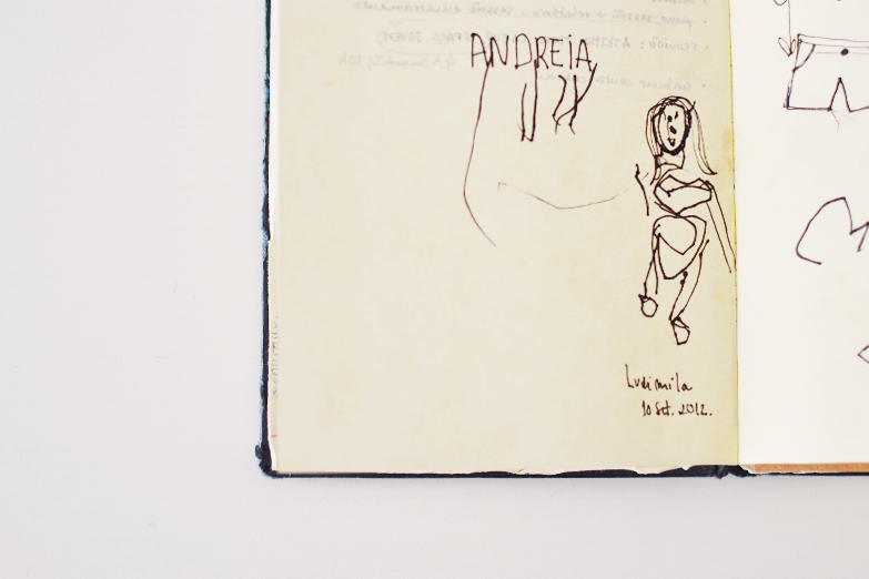 A Andreia, aos olhos da doce Lú. NDM 2012, das semanas especiais pela Craquinha, Cabo Verde. Andreia, from sweet`s Lú perspective. NDM 2012, from the amazing weeks in Craquinha, Cape Verde.