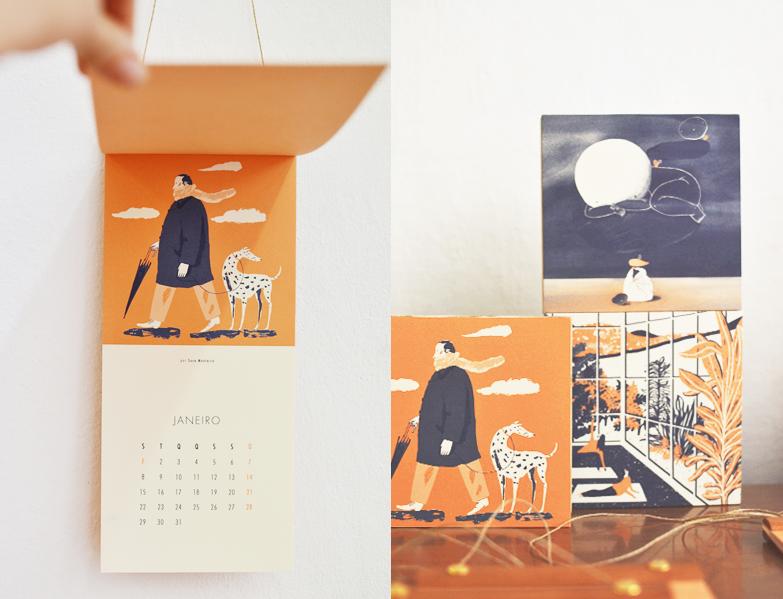 beija-flor calendar 2018