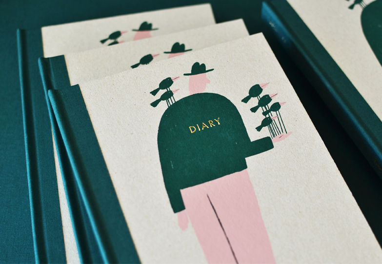 diary 2 beija-flor andré letria