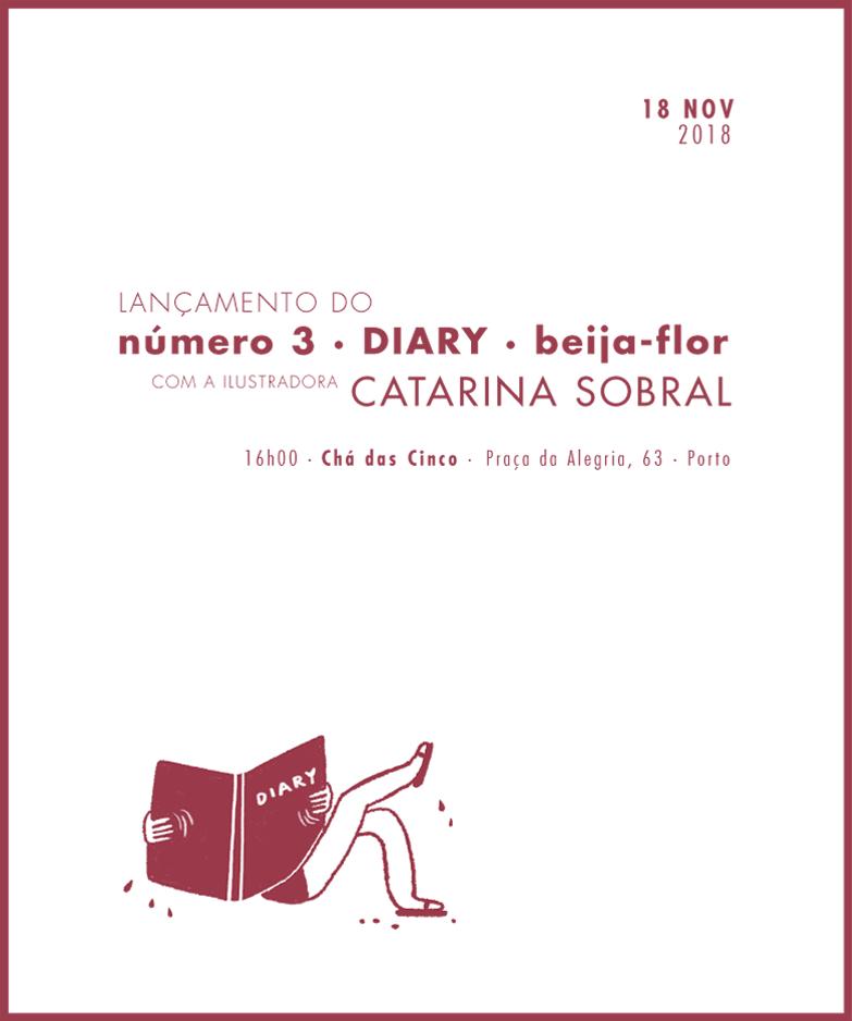 diary 3 catarina sobral
