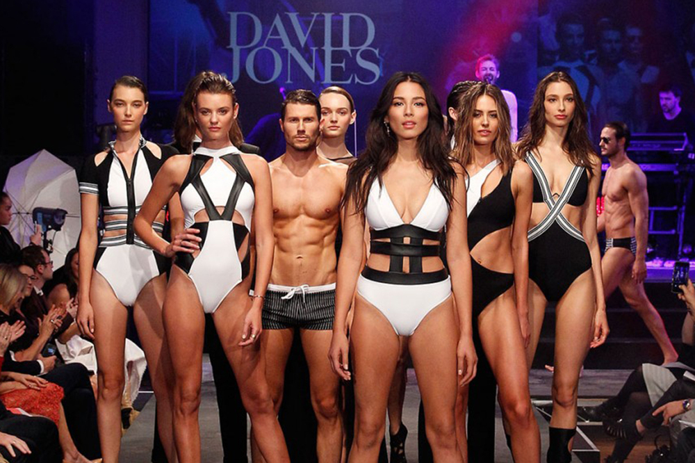 DAVID JONES 2015 Spring/Summer Launch
