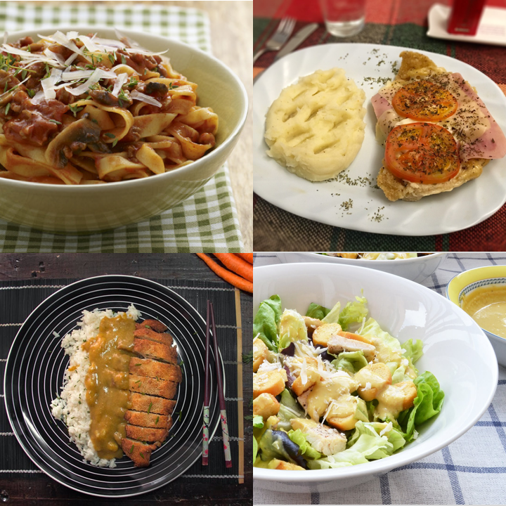 Cocina argentina, asiática, ensaladas, pastas, sandwiches, platos de autor y mucho más.