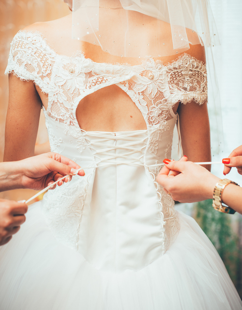 Our Team Of Seamstresses Are Some The Best In Business Many Whom Have Over 25 Years Experience With Wedding Dresses