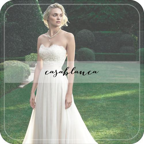 Copy of Casablanca Bridal | Wedding Dresses