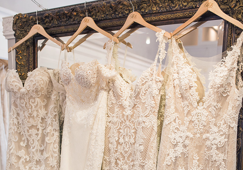 MIOSA BRIDE CLASSIC - Our classic 90 minute appointment at our beautifully updated salon with a personal stylist to help you find your dream dress from over 1300 gowns and over 25 of the top bridal gown designers!