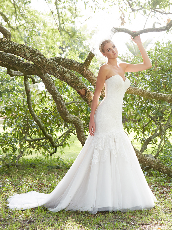 Allure Romance Sacramento Wedding Dresses Miosa Bride