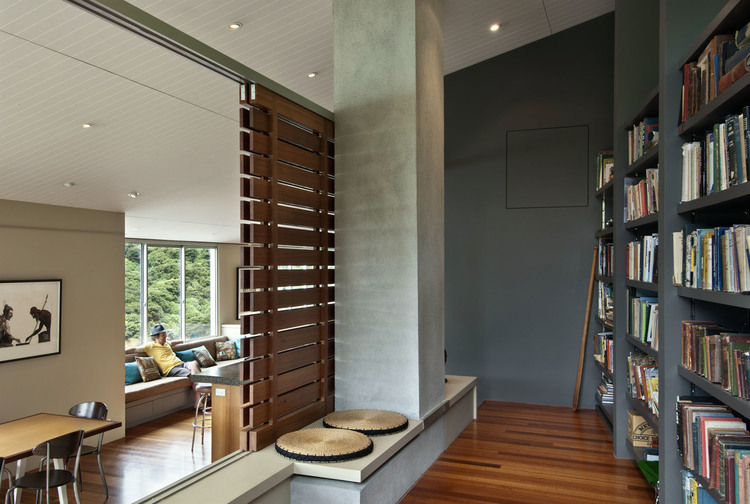 Apple Bay Beach House Parsonson Architects Architects Wellington - Fashionable-one-storey-house-by-parsonson-architects