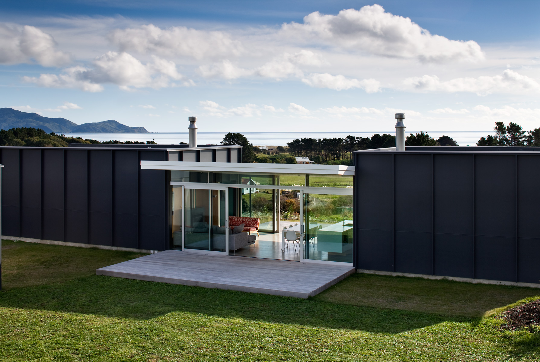 parsonson architects architects wellington new zealand