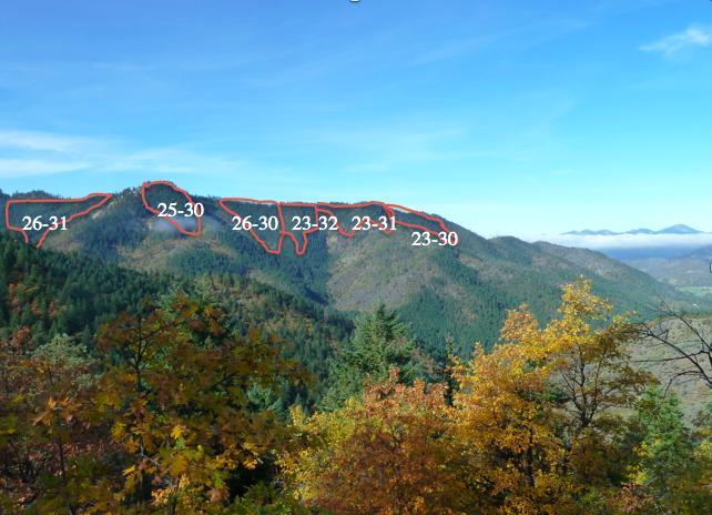 Cinnabar Ridge