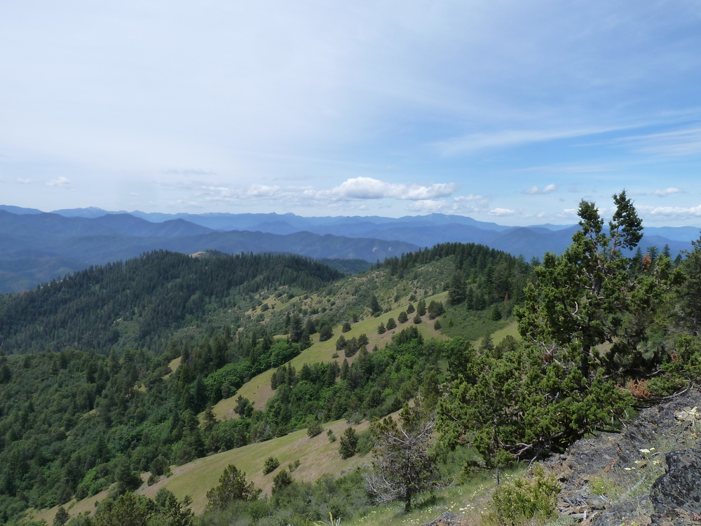 The view from the Jack-Ash Trail near Anderson Butte