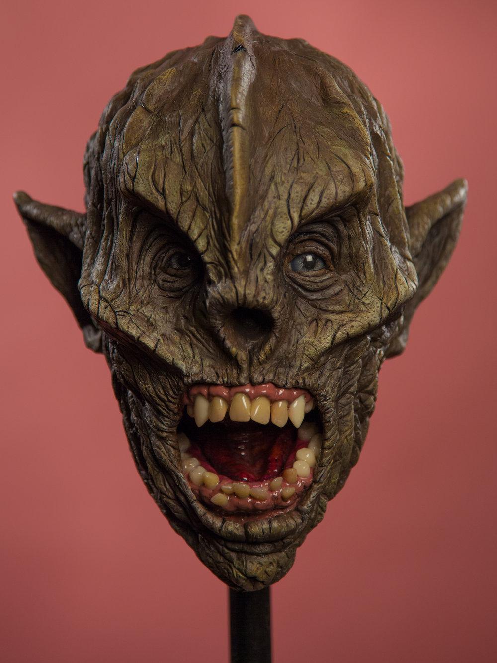 Concept Head Maquette