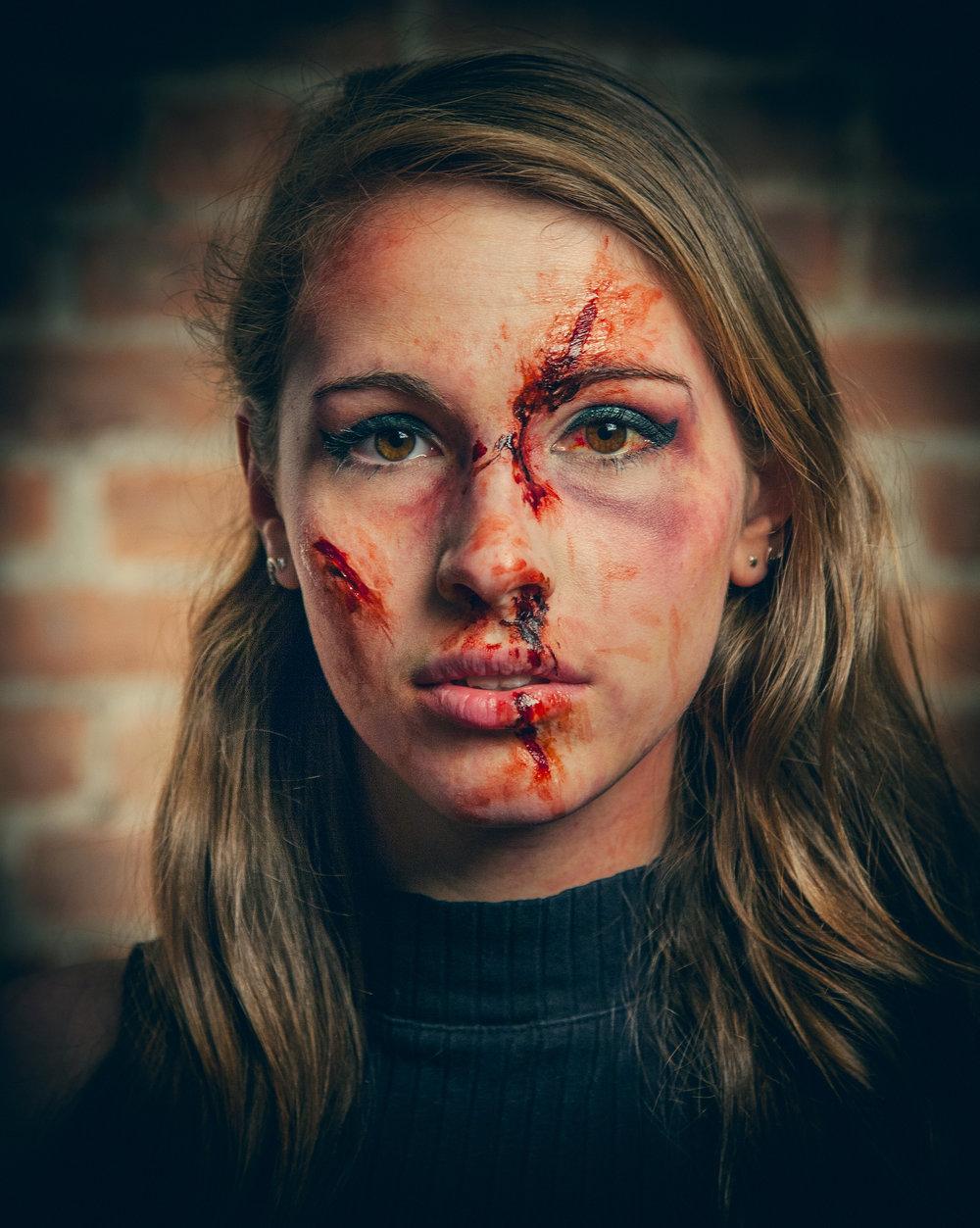 Practical Injury Makeup