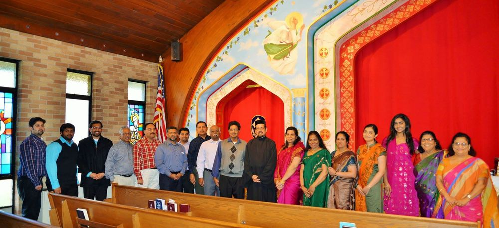 St Gregorios Cathedral Managing Committee