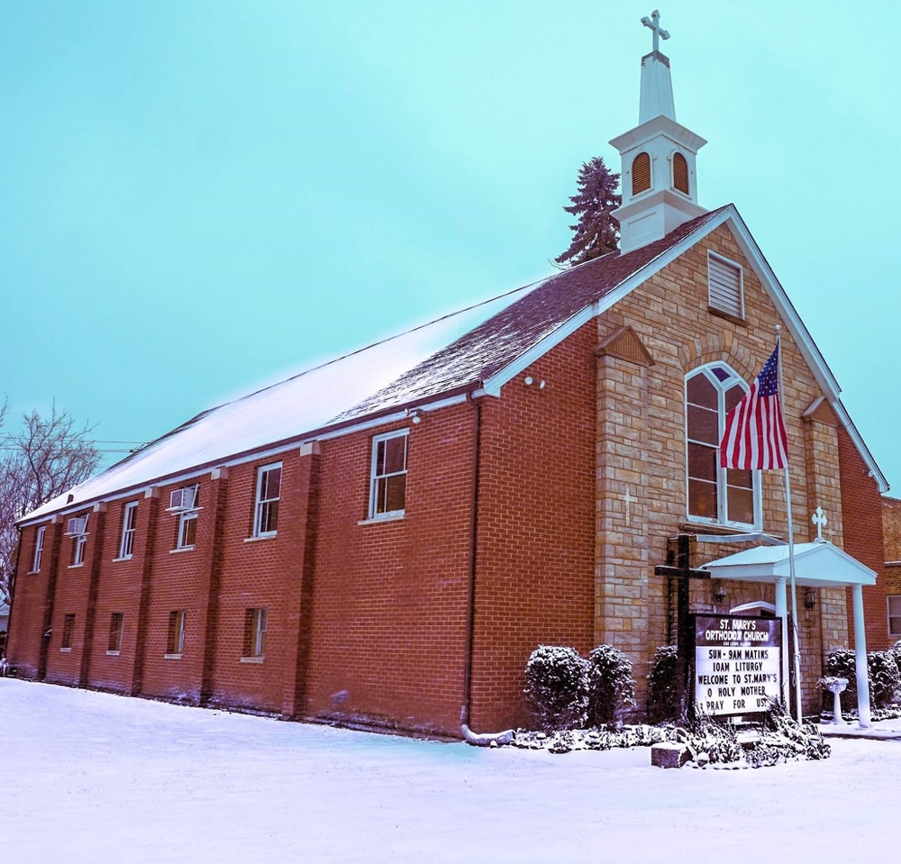 ST. MARY'S ORTHODOX CHURCH