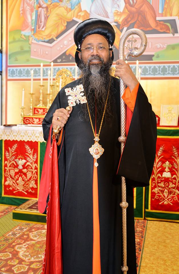 Parish Day - Chief Celebrant H.G Alexios Mar Eusebios Metropolitan, on May 21st, 2017