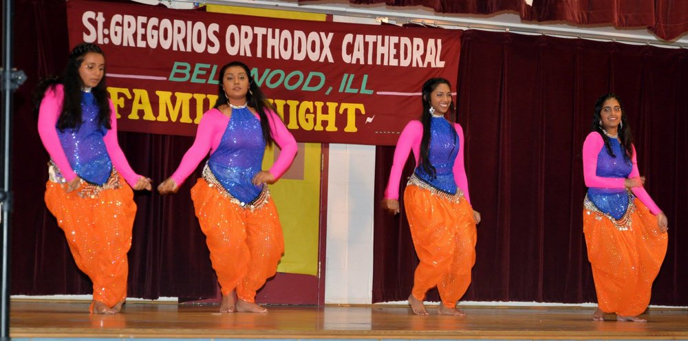 Family Night 2017 at St Demetrios Greek Orthodox Church, Elmhurst IL on May 27th, 2017