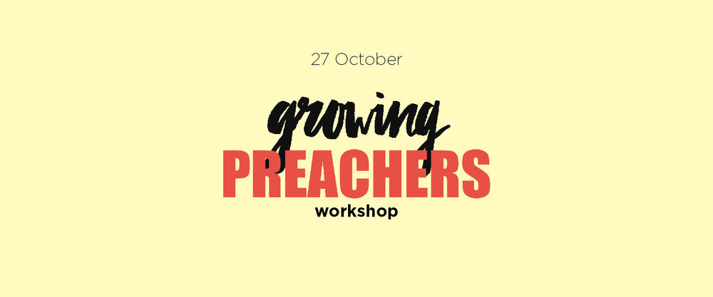 Growing Preachers