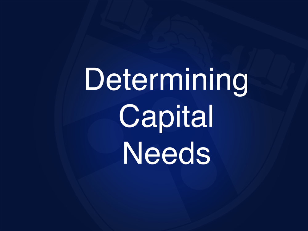 •  Develop financial analysis and projections to evaluate funding requirements for working capital needs and future investment    •  Identify possible funding structures