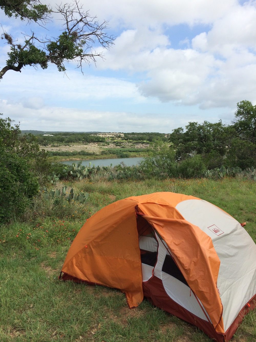 tent pace bend