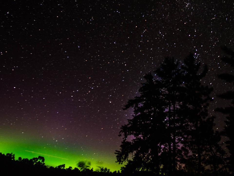 Aurora Borealis BWCA