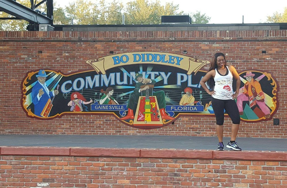 Join Natasha Lee for a free Zumba Class outside at Bo Diddley Plaza. Zumba is great for all ages and experience levels. *Free and Open To The Public*