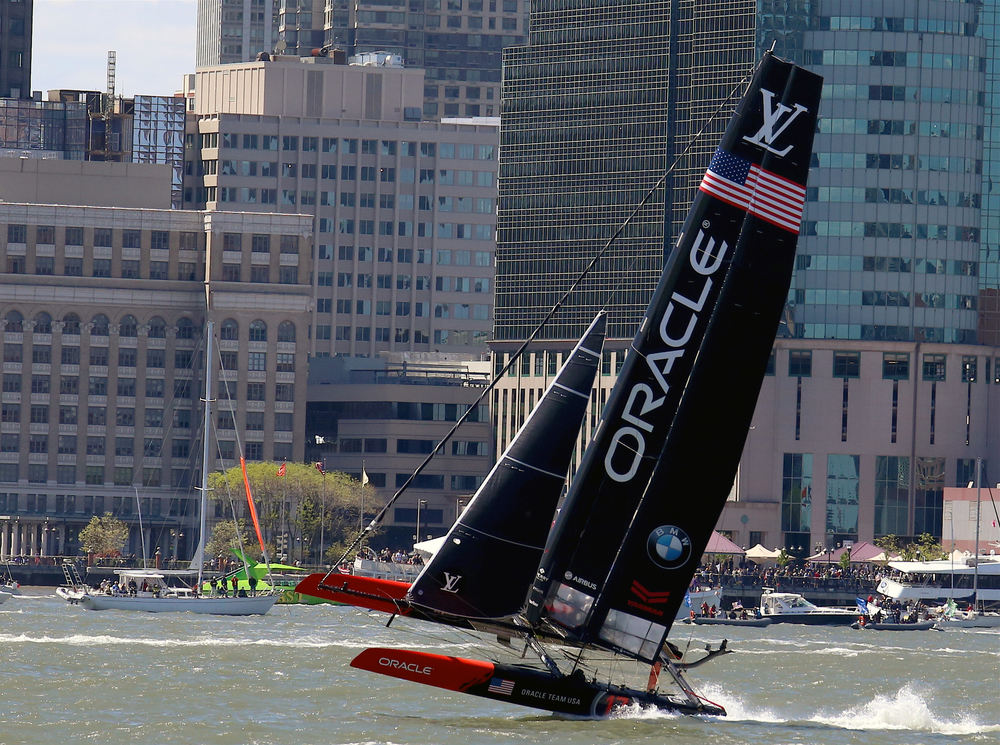 America's Cup  / New York
