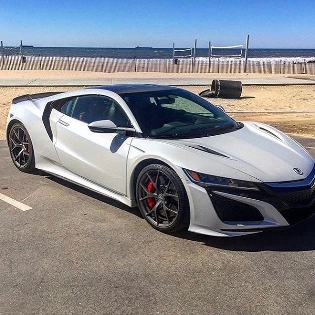 How awesome is the new @honda.nsx 👌👌#honda #nsx #hyperdrivenz