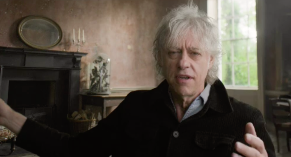 Bob Geldof - Associate Producer   Three Short Films About Peace  Short Documentary Director: Errol Morris  The New York Times – Op Docs  Telluride Film Festival