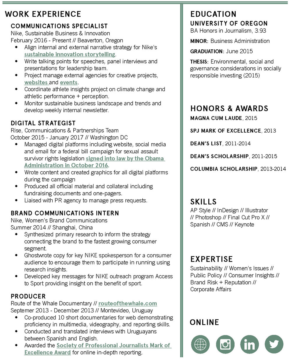 meredith st clair resume croppedjpg digital strategist resume brand strategist resume - Digital Strategist Resume