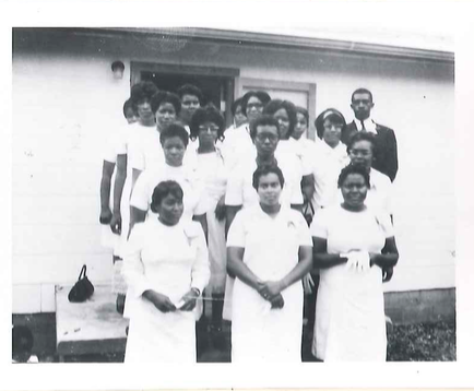 Staff at the Porterville CDGM Center