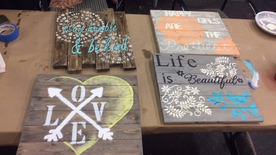 DIY Pallet Examples Fun & Functional Art!