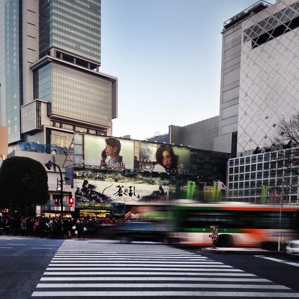 Shibuya, Tokyo - Japan Dreaming