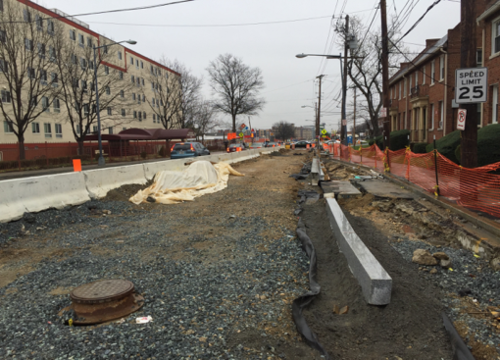 March 2016 — MINNESOTA AVENUE REVITALIZATION