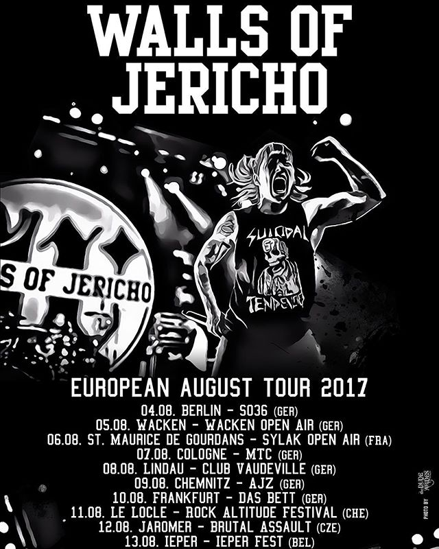 This August, we're coming back to Europe!