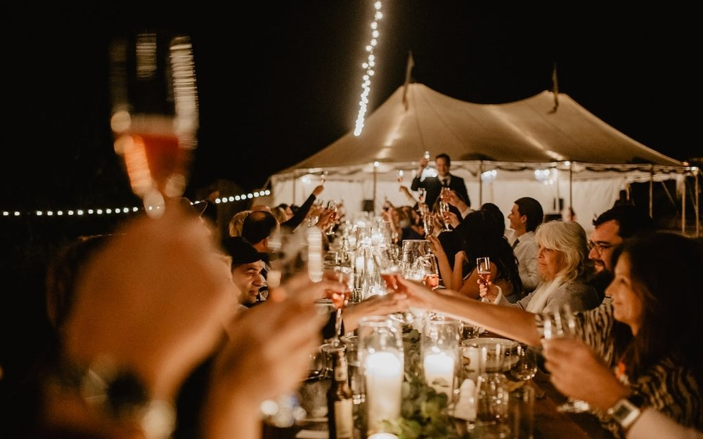 Wedding Menus -