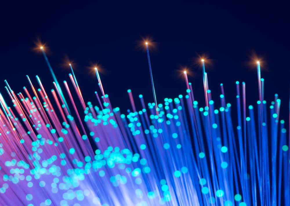 fiber optic-cabling