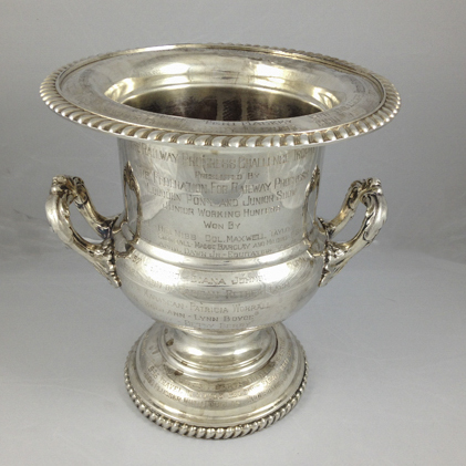 Historic trophies