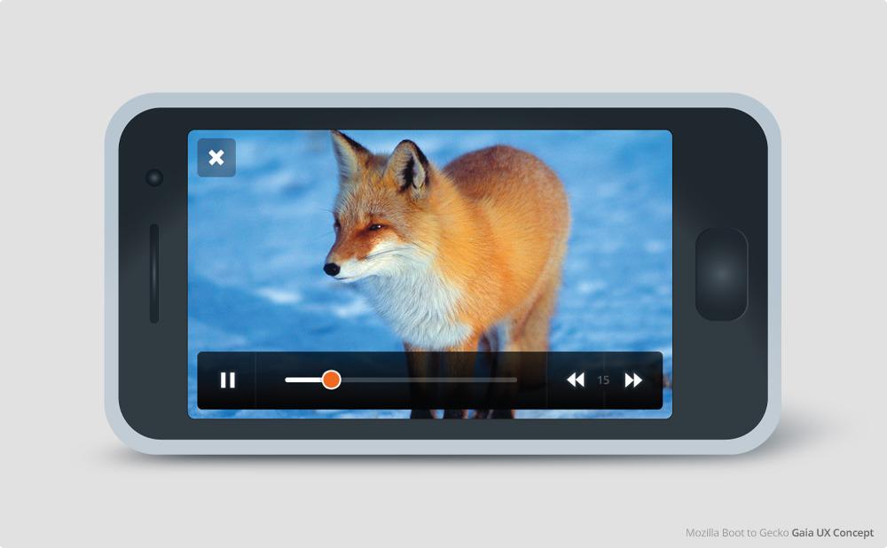Firefox OS Prototype